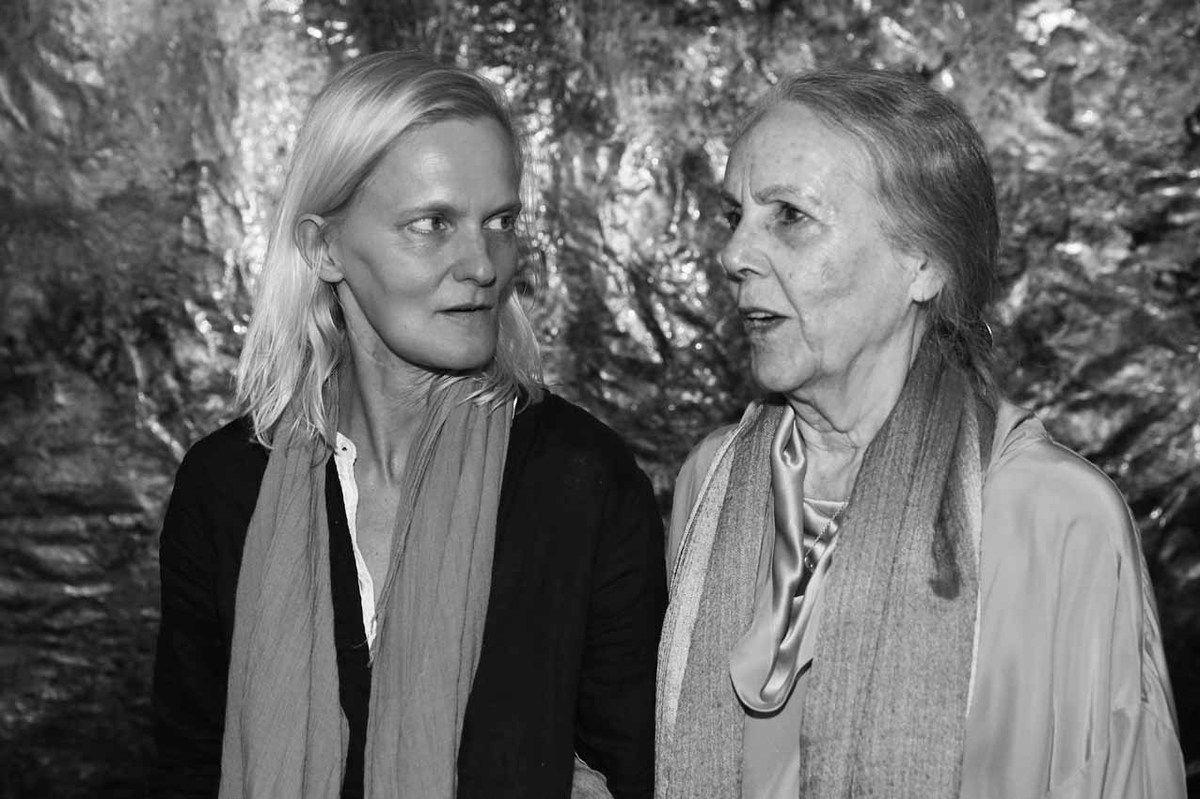 Evi Keller, Muriel Jaeger