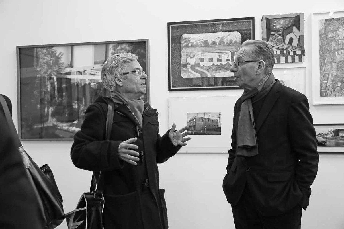 Nicolas Silin, Jean-Hubert Martin