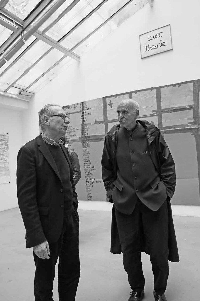 Jean-Hubert Martin, Jean Claus