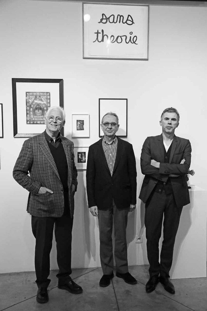 Jean Brolly, Jean-Hubert Martin, Christian Berst