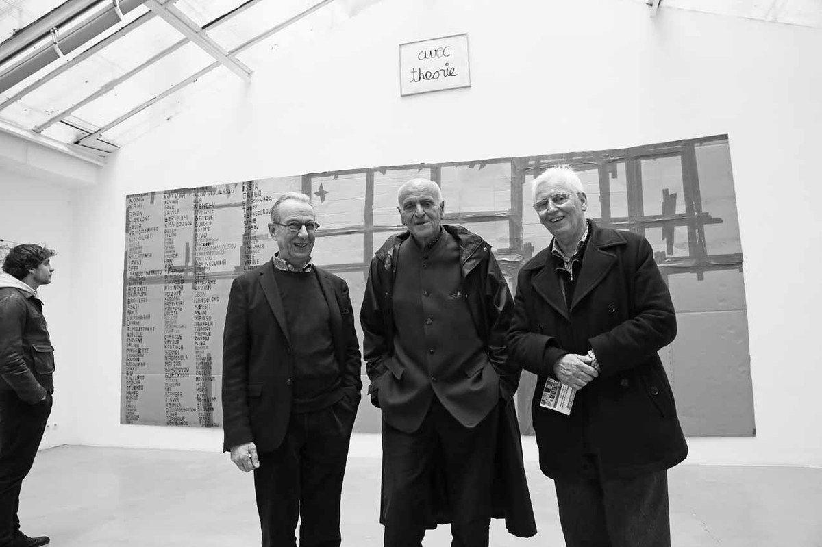 Jean-Hubert Martin, Jean Claus, Jean Brolly