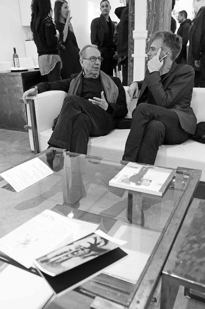 Jean-Hubert Martin, Christian Berst
