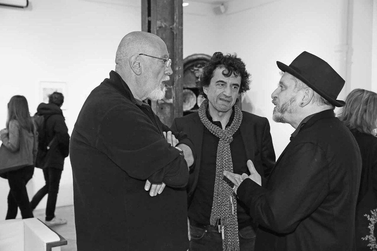 Michel Nedjar, Bernard Chérot, Marc Donnadieu