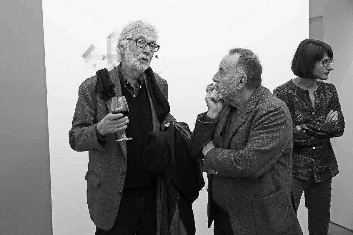 Pierre Buraglio, Noël Dolla, Elodie Antoine