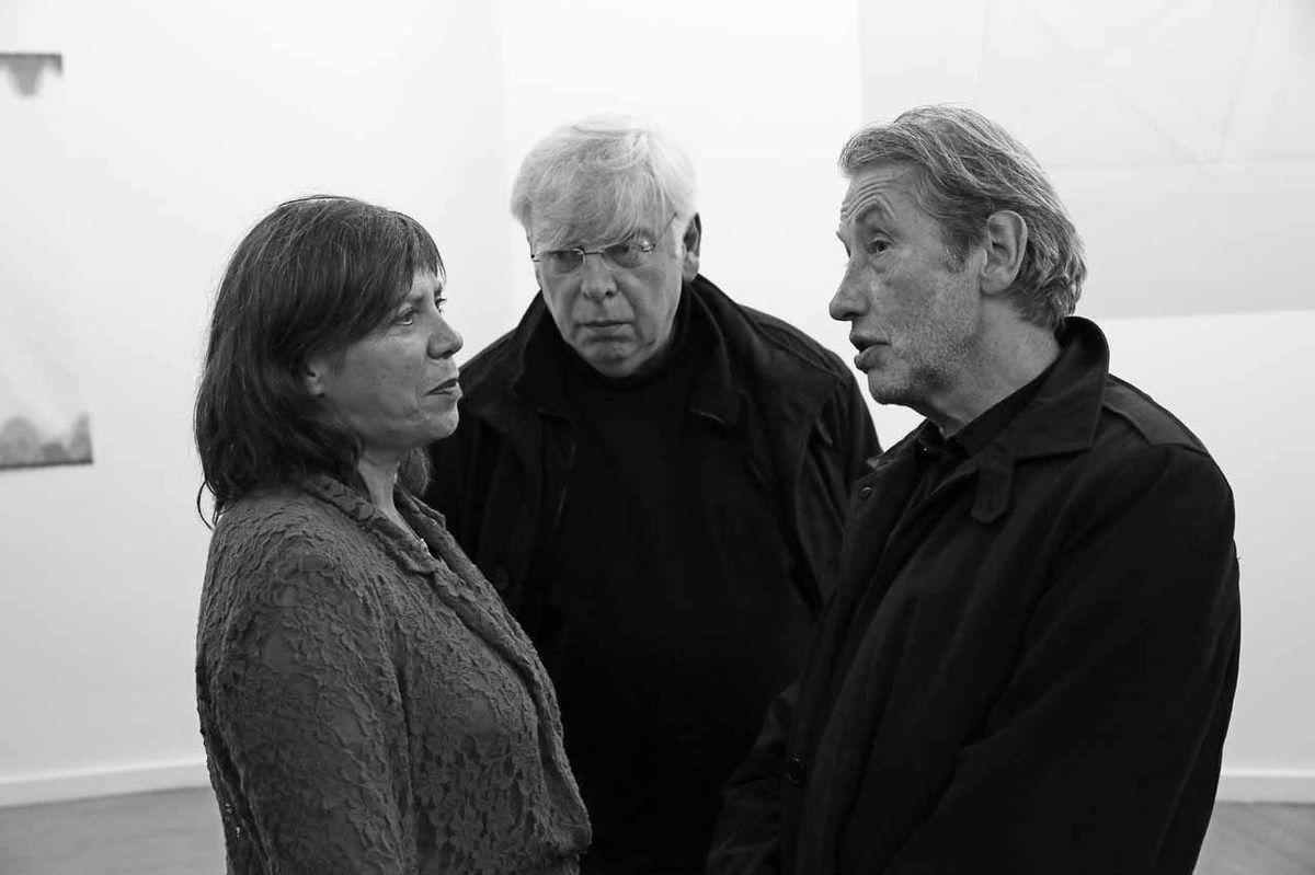 Patricia Brignone, Alain Coulange, Arnaud Labelle-Rojoux