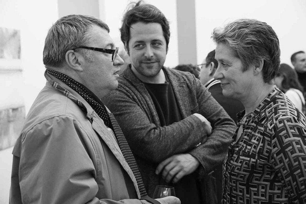 Eric Proust, Loïc Bénétière, Françoise Proust