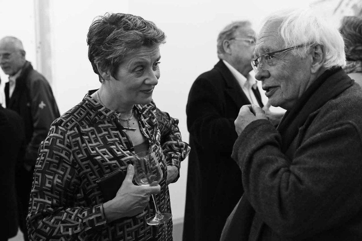 Françoise Proust, Bernard Ceysson