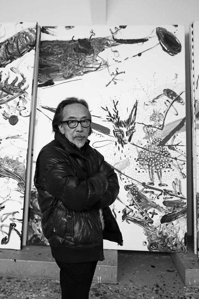 Aki Kuroda. 2016