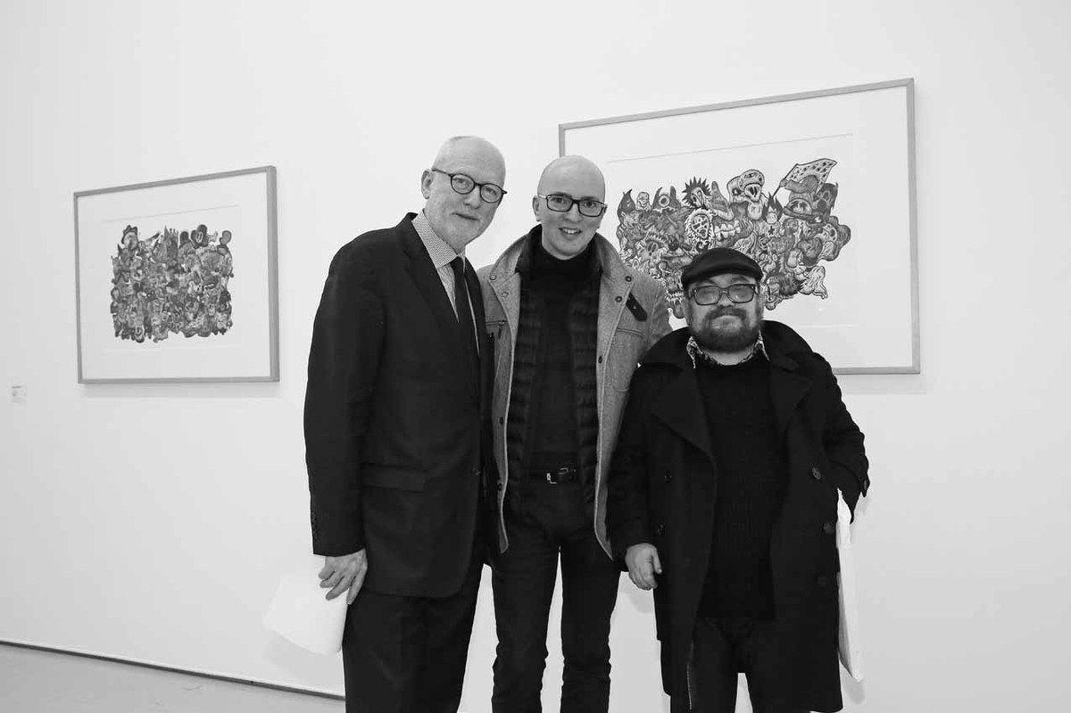Lorand Hegyi, Eric Dereumaux, Fabien Verschaere