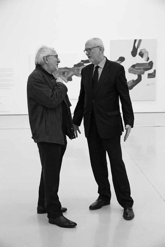 Philippe Piguet, Lorand Hegyi