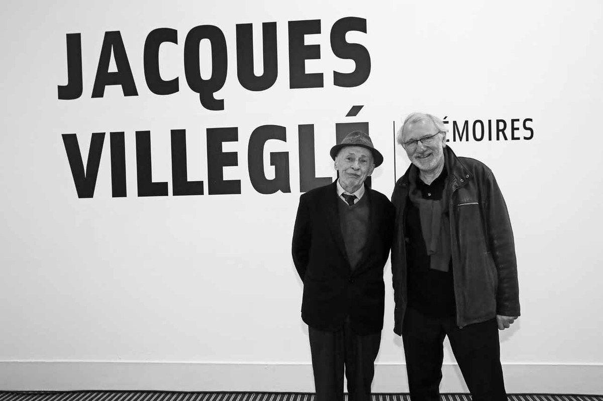 Jacques Villeglé, Philippe Piguet