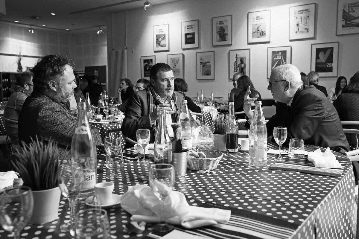 Fabien Simode, Guy Boyer, Lorand Hegyi