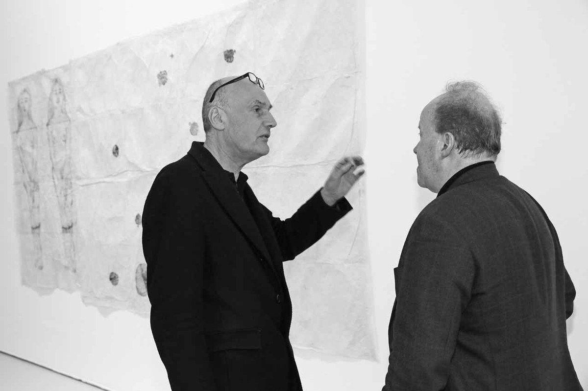 Marc Desgrandchamps, Bernard Zürcher