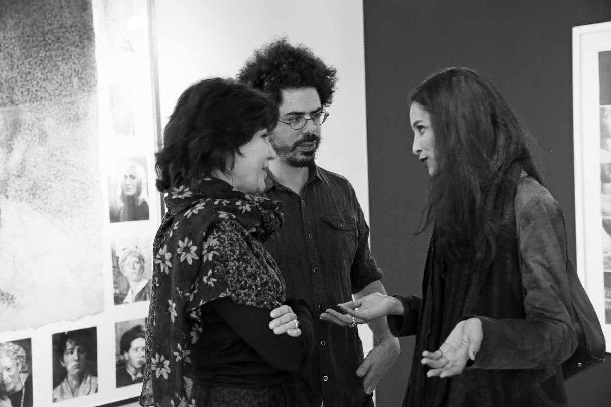 Nathalie Obadia, Jérôme Zonder, Belinda Saligot