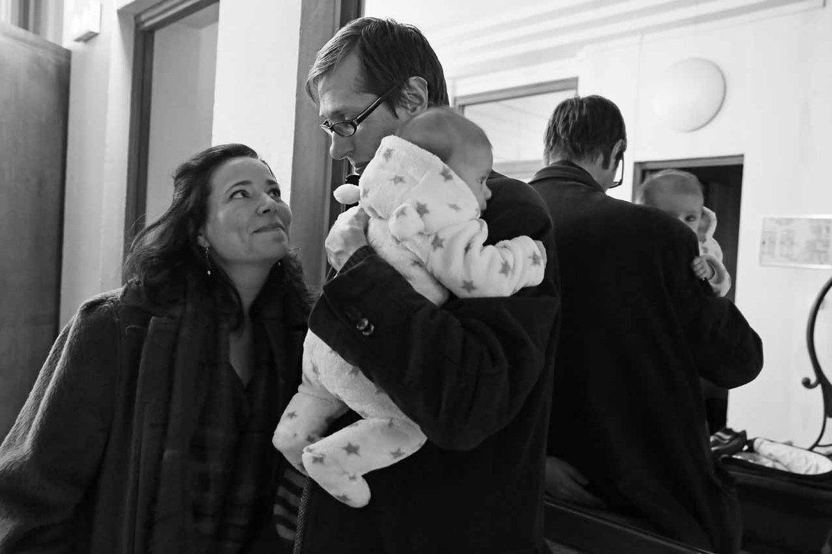 Brenda Hoffman, Paul Hoffman, Victoria Hoffman