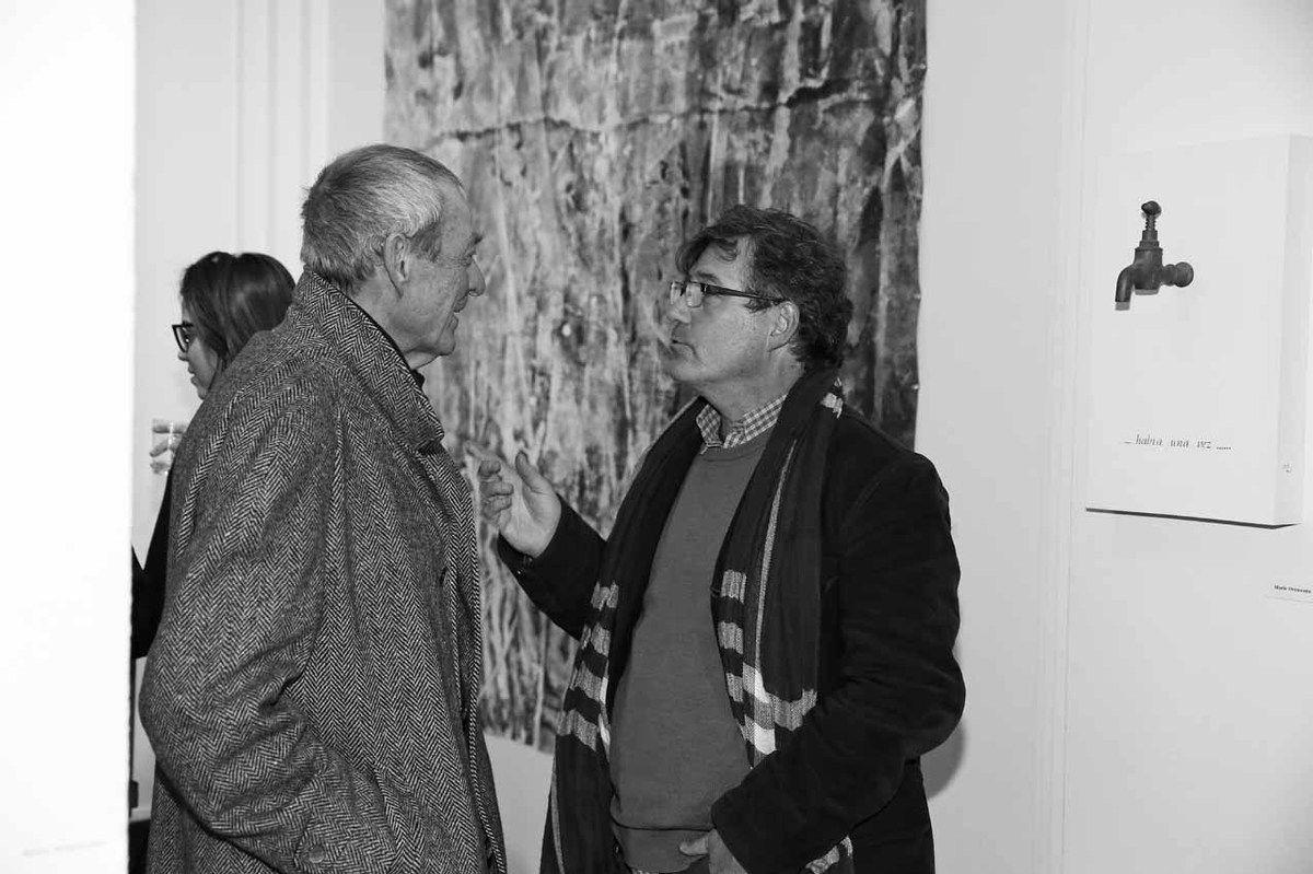 Mark Brusse, Martin Reyna