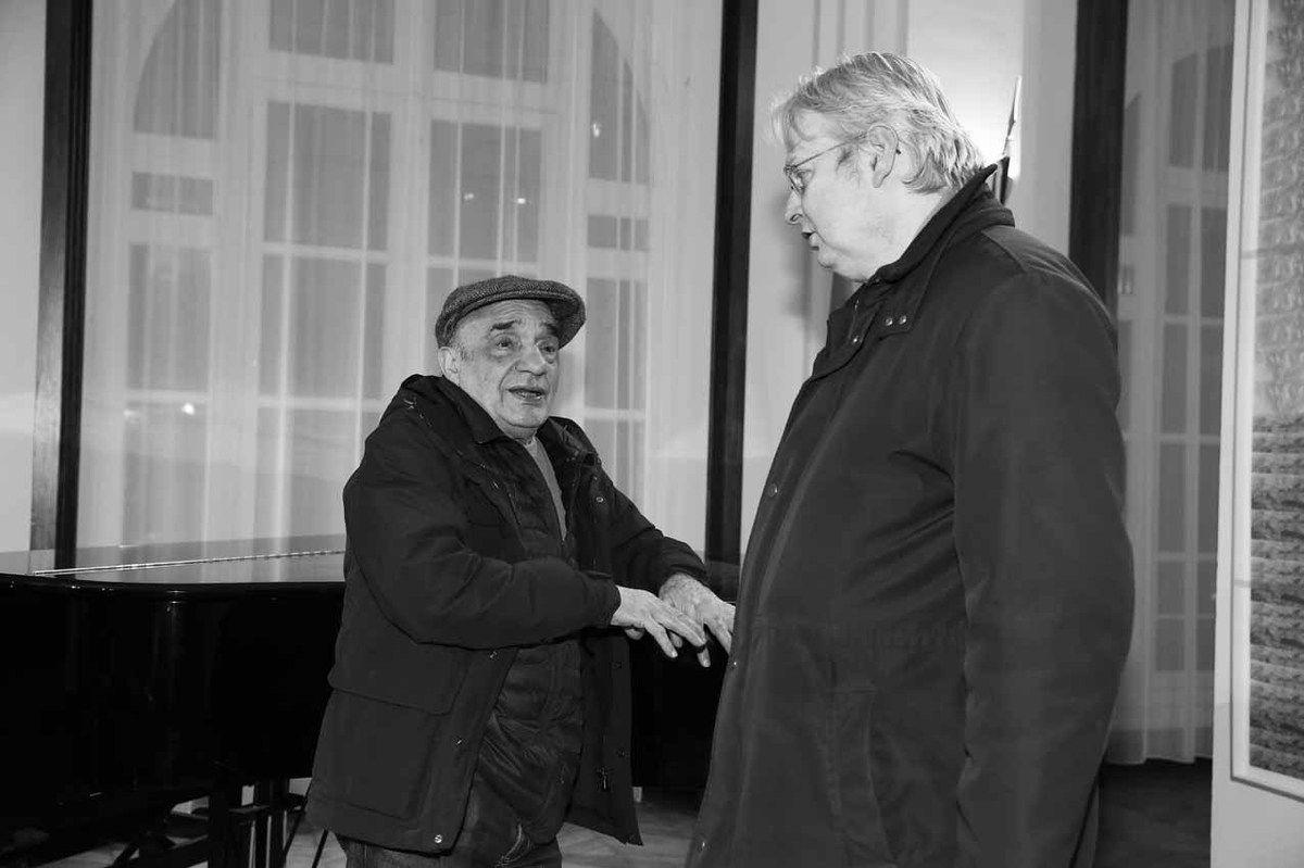 Alejandro Marcos, Guillermo Krasnopolsky