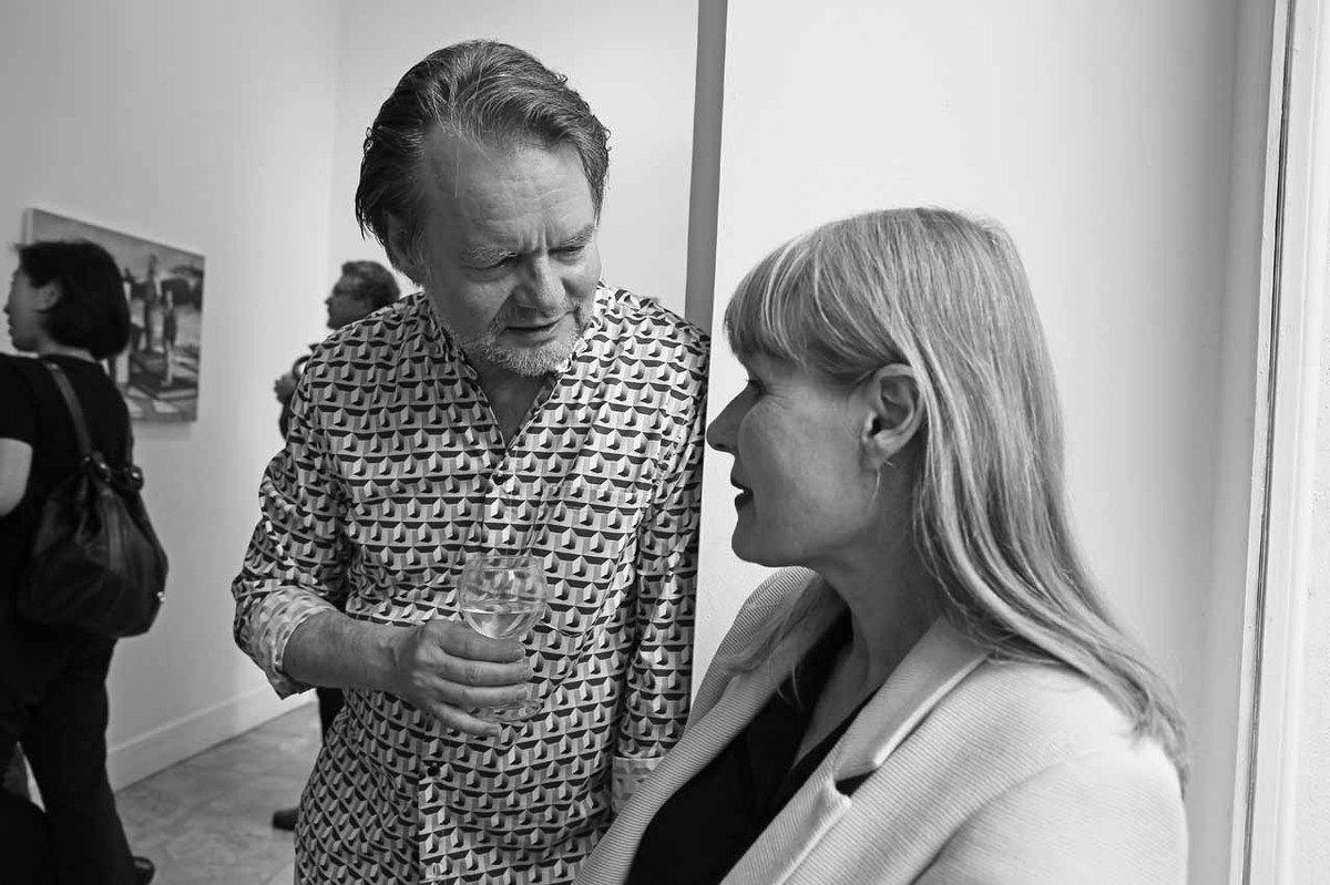 Peter Martensen, Lou Mollgaard