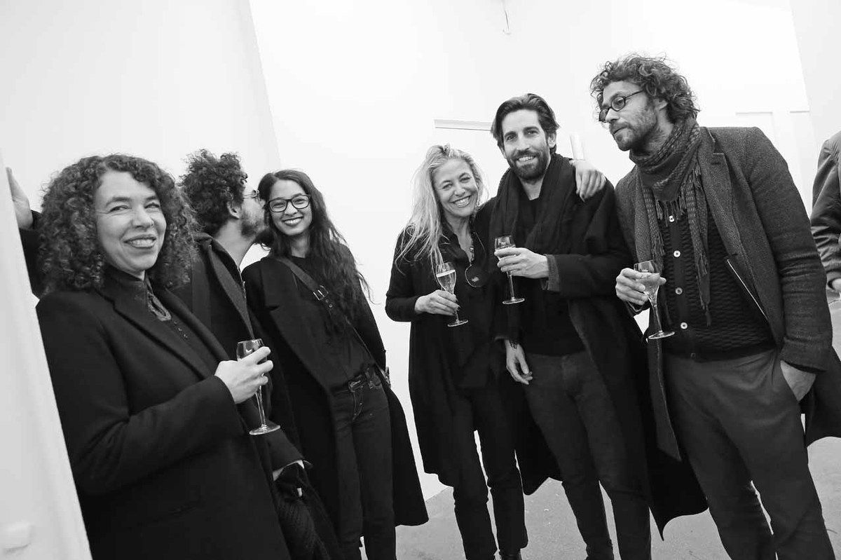 Mériam Korichi, Jérôme Zonder, Belinda Saligot, Eva Hober, Cyrille Noirjean, Youcef Korichi