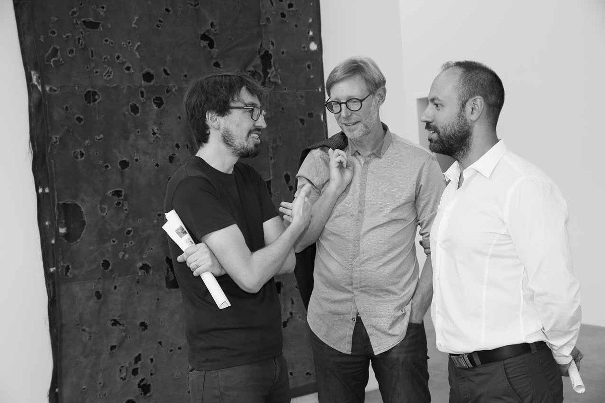 François Ceysson, Guillaume Nogacki, Zine El Abidine Ramdani