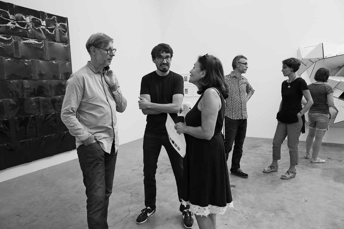Guillaume Nogacki, François Ceysson, Brigitte Ferrari, Rémy Jacquier, Rachel Jacquier
