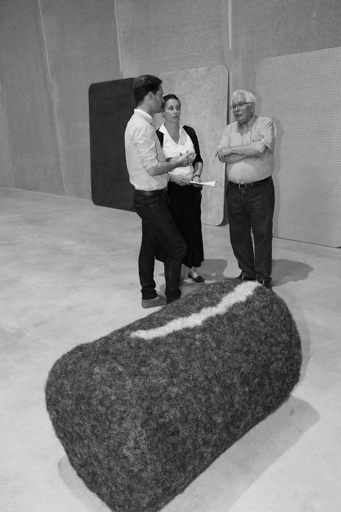 Inconnu, Arlette Klein, Bernard Ceysson