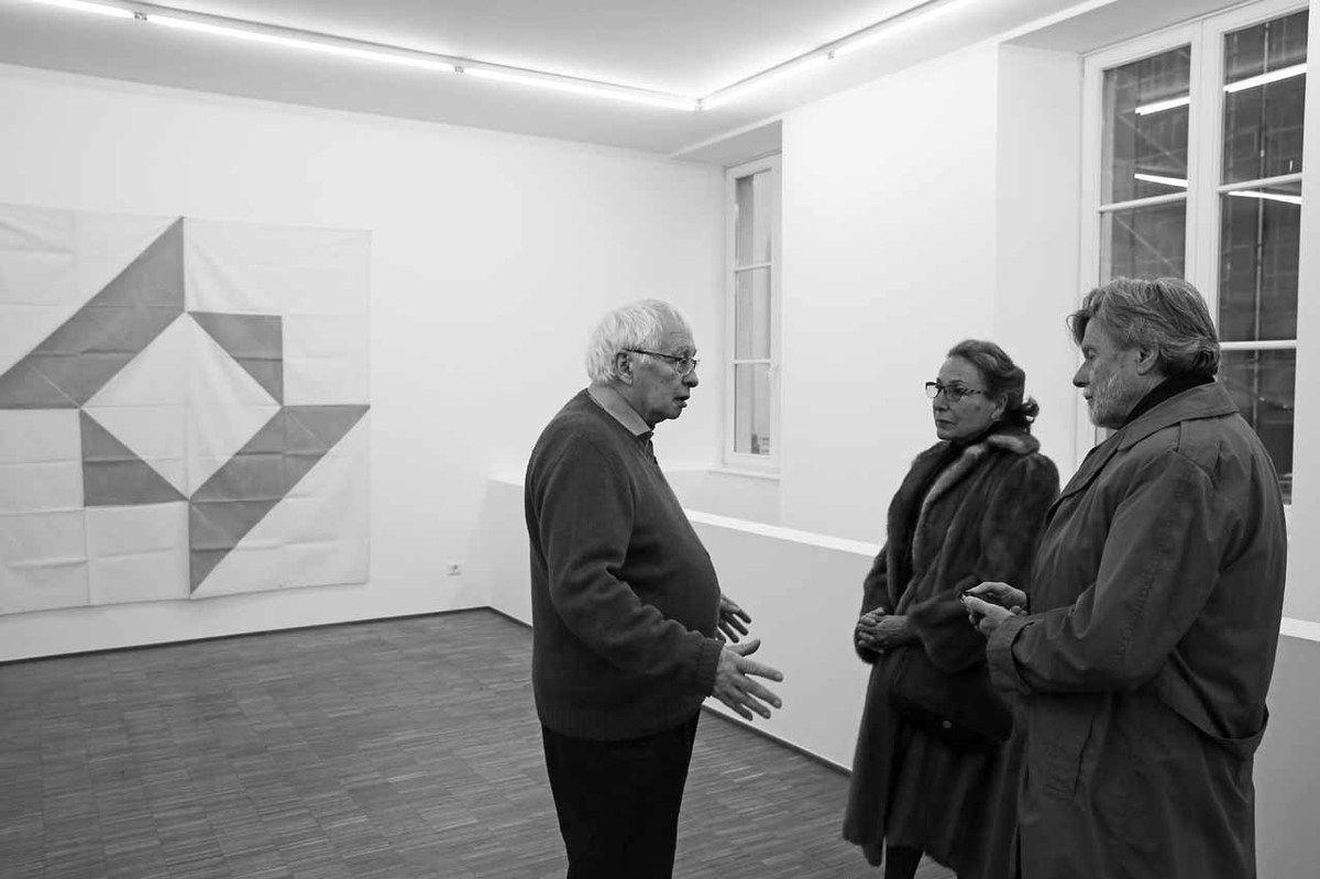 Bernard Ceysson, Michèle Guillemet, André-Pierre Arnal