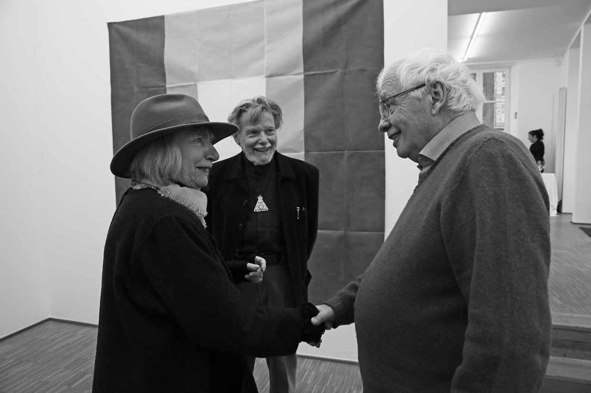 Anne Fabeck, André-Pierre Arnal, Bernard Ceysson
