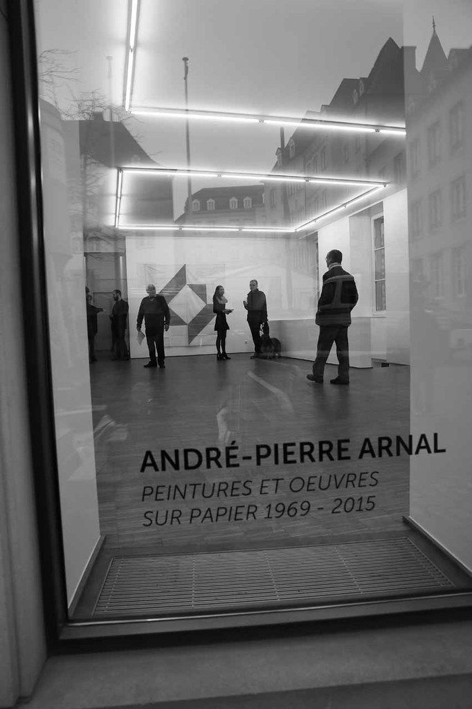 André-Pierre Arnal. Luxembourg 2015
