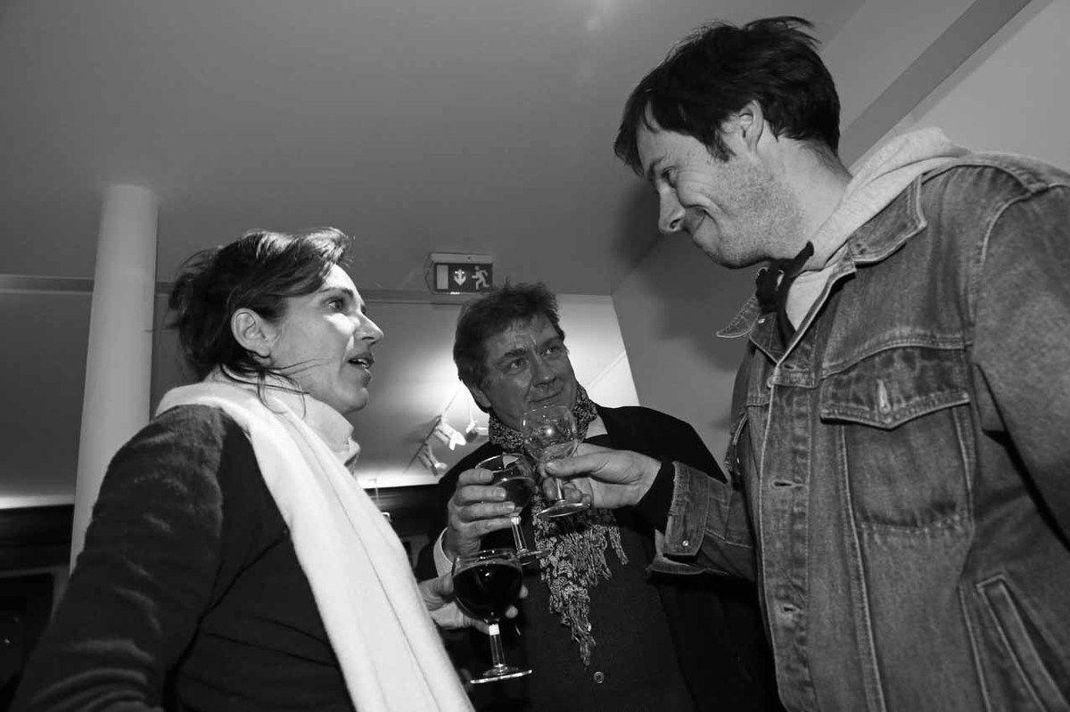 Emmanuelle Renard, Tadeusz Koralewski, Christophe Boursault