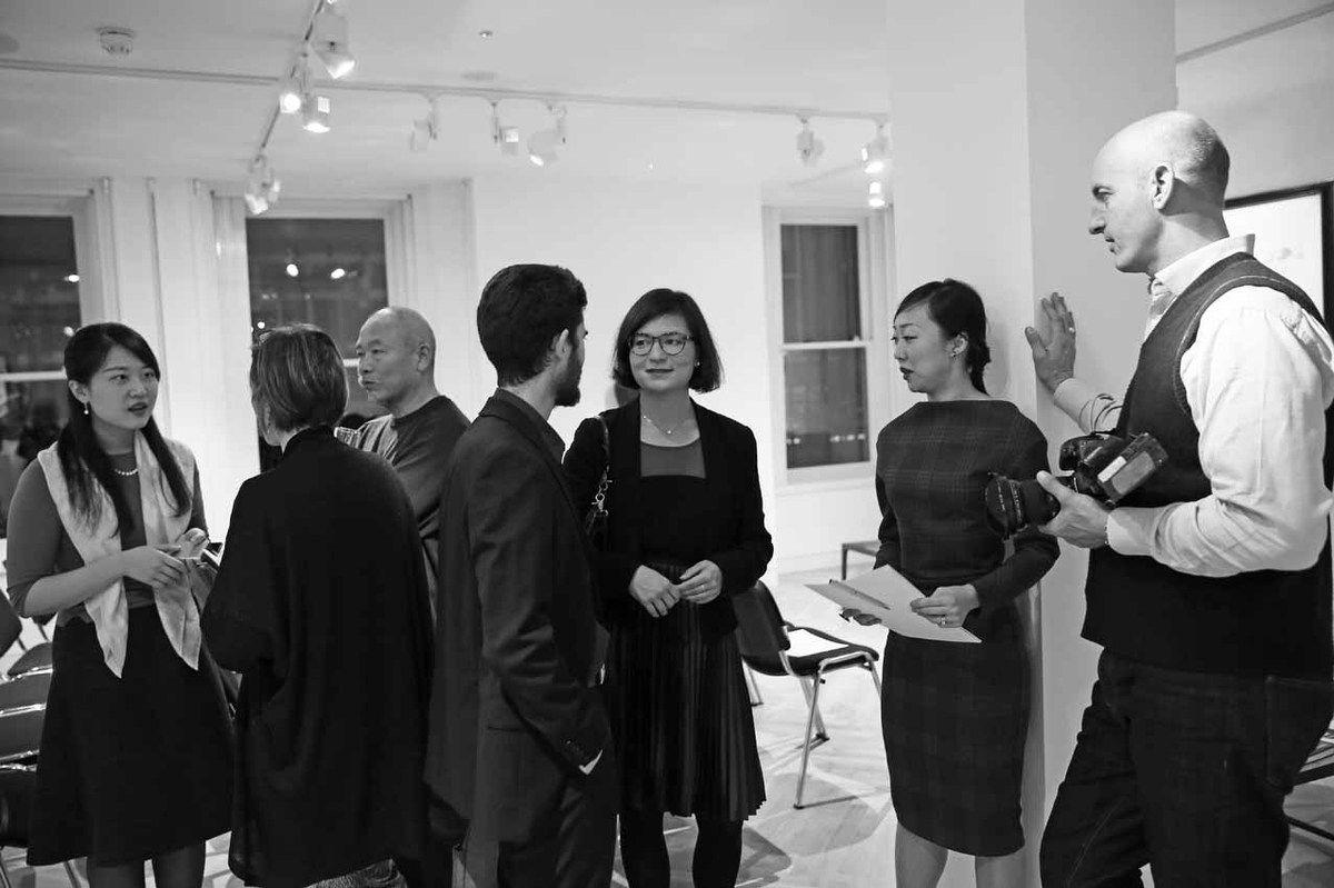 Inconnue, Katie Hill, Wang Keping, Pierre Leredde, Aline Wang, Alicia Liu, Inconnu