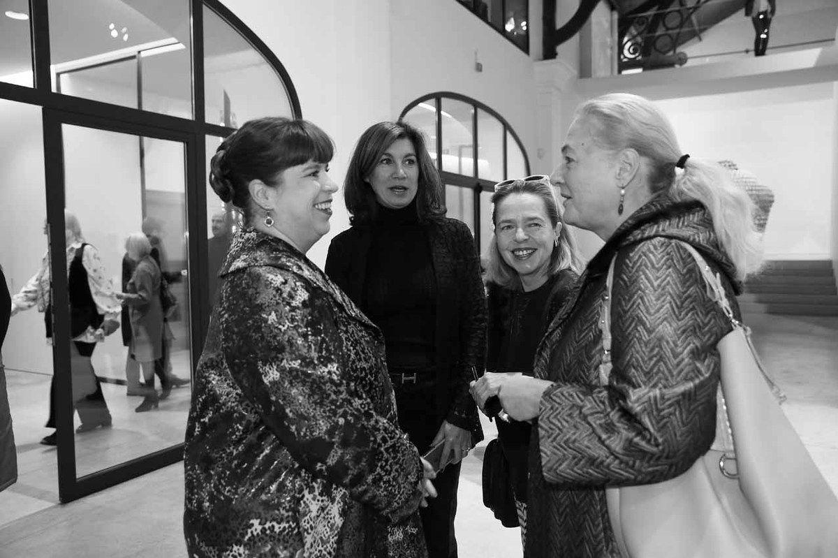 Joana Vasconcelos, Valérie Bach, Ilinca Fortuna, Mihaela Ganea