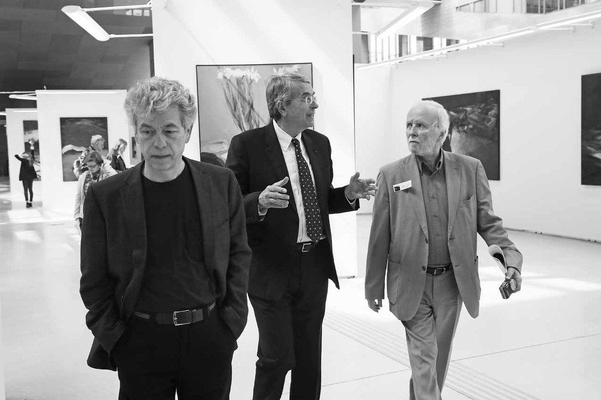 Patrice Giorda, Jean-Jack Queyranne, Claude Carrez