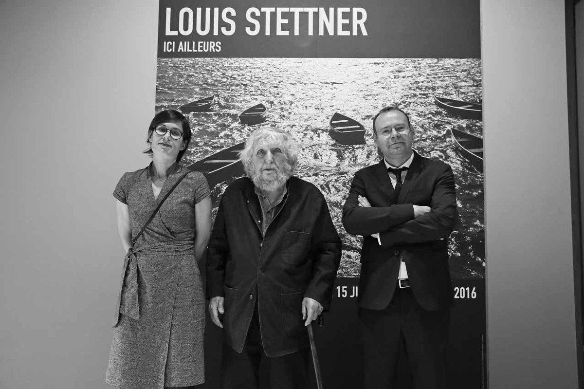 Julie Jones, Louis Stettner, Clément Chéroux