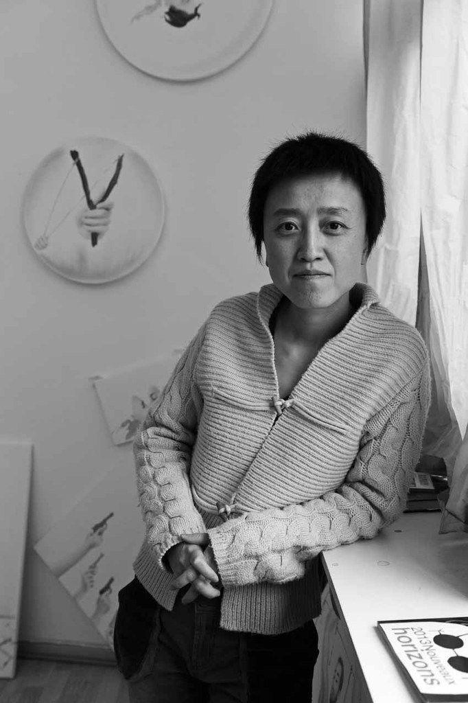 Wang Yu-2013