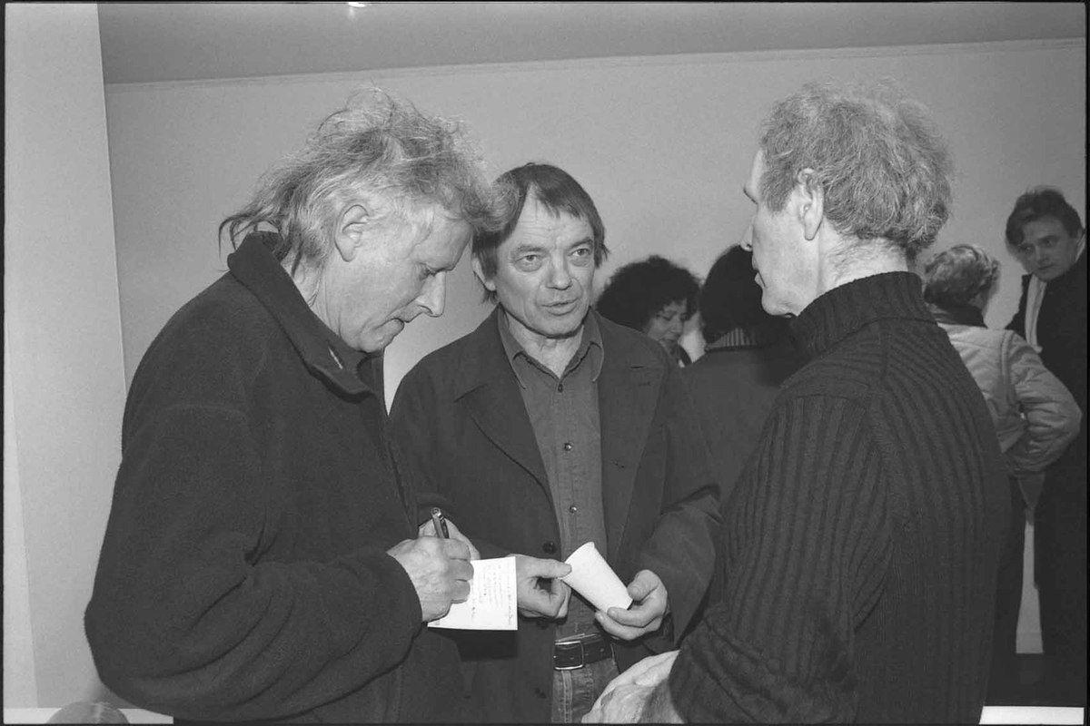 Pierre Baey, Bernard Dejonghe, Daniel Sarver