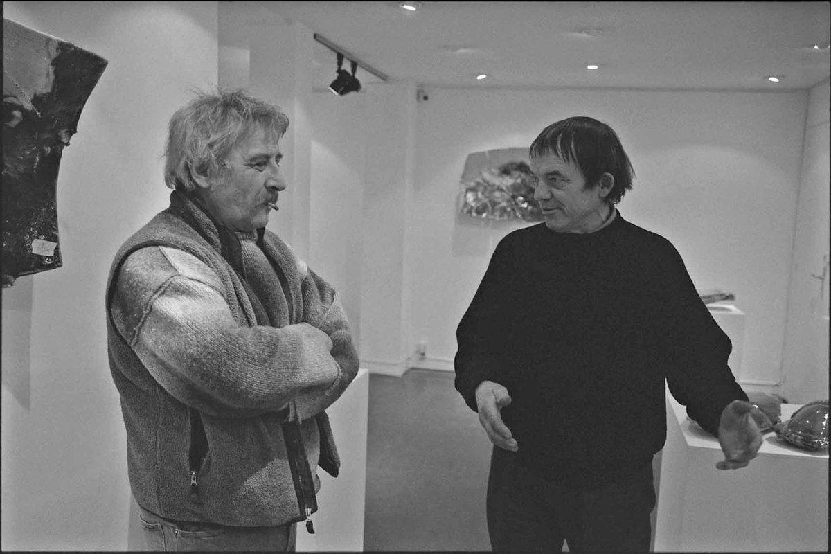 Claude Champy, Bernard Dejonghe