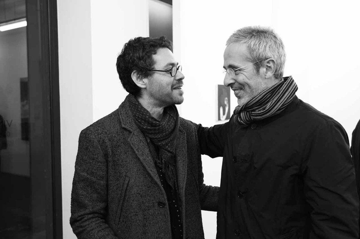 Youcef Korichi, Philippe Marin