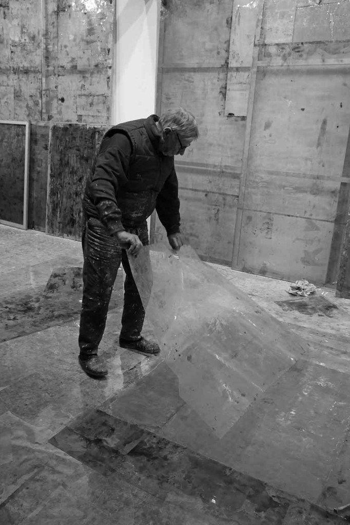 Louis Cane. Atelier 2017