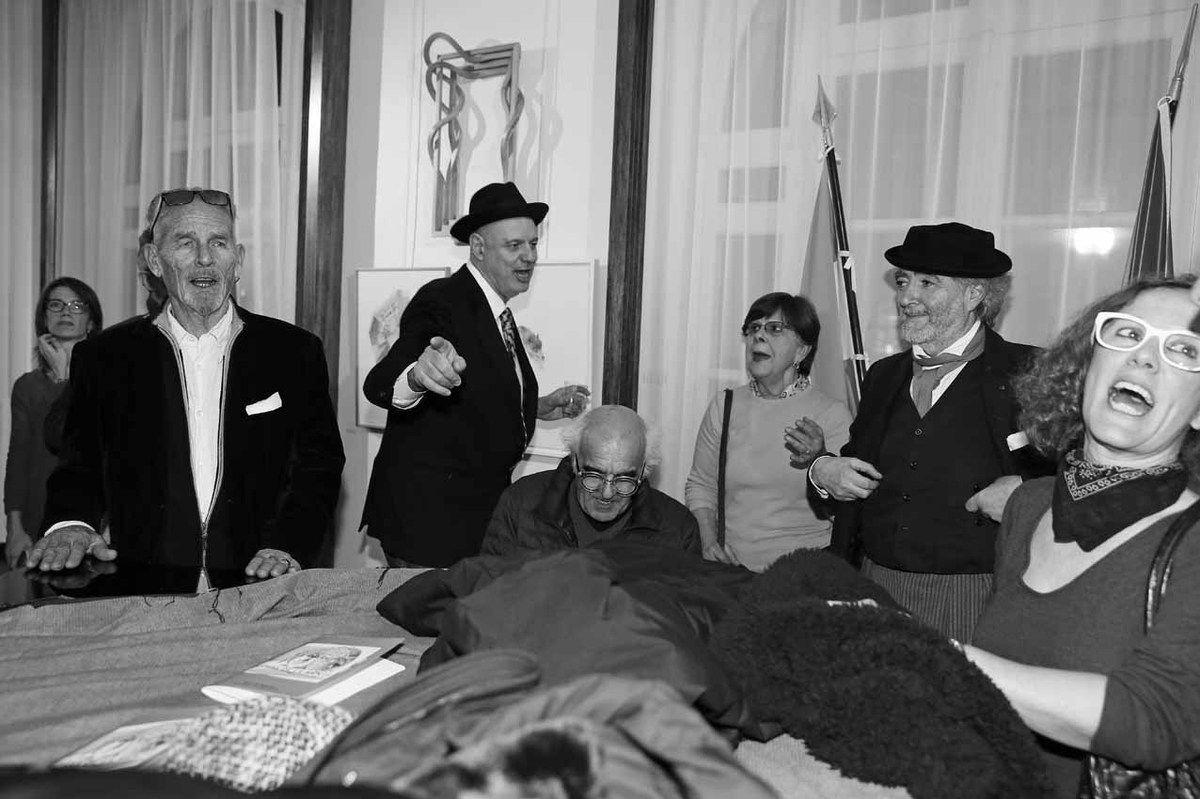 Agustina Primo, Roberto Plate, Rafael Bueno, Rodolfo Natale, Marie Orensanz, Ruben Alterio, Gladys Nistor