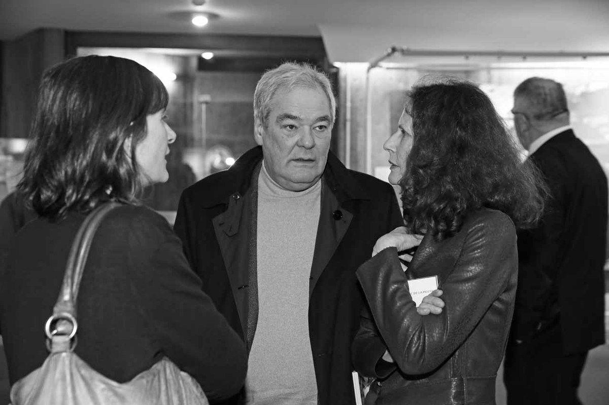 Gaëlle Rageot-Deshayes, Patrick Bongers, Josette-Yolande Rasle
