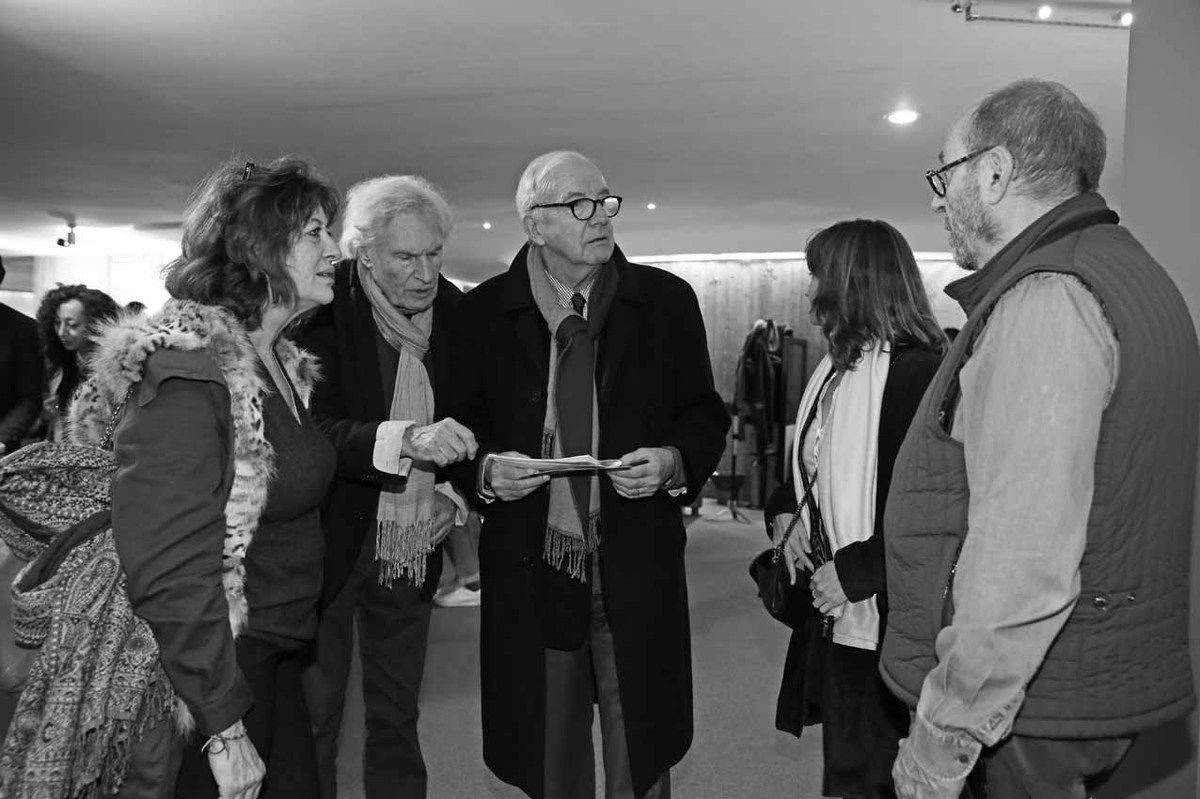 Pascale Le Thorel, Peter Klasen, Philippe Charles Ageon, Aurélie Bensch, Roland Pallade