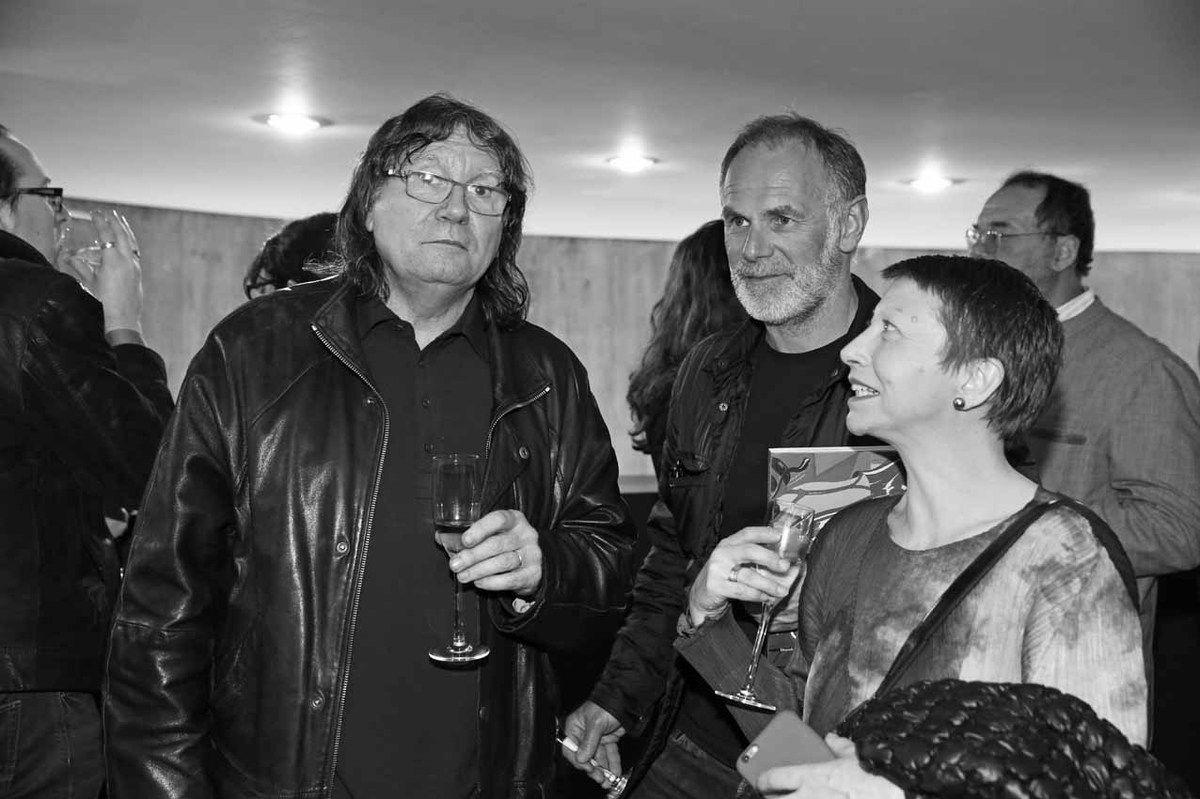 Philippe Huart, Jérôme Arcay, Pearl Huart