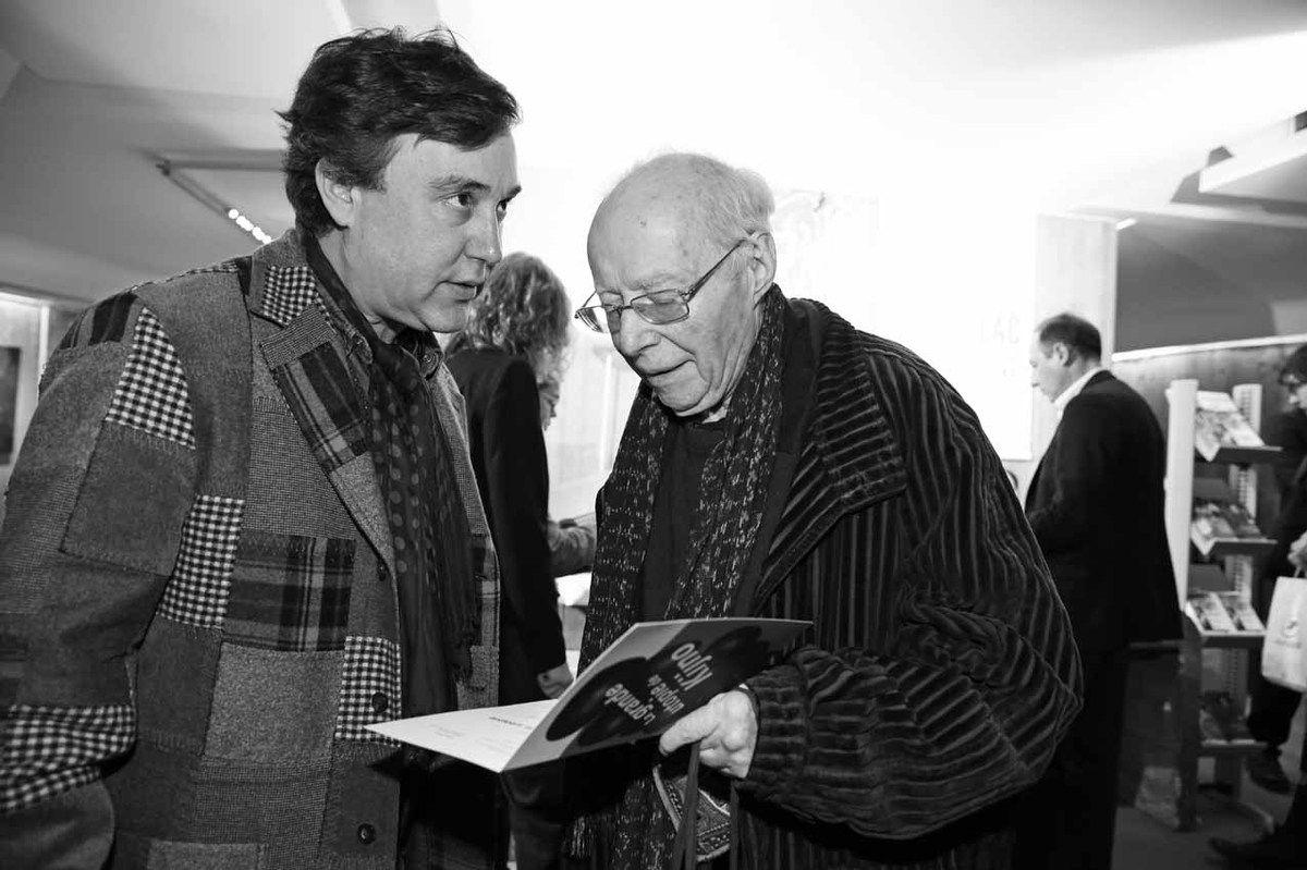 Renaud Faroux, Gilbert Lascault