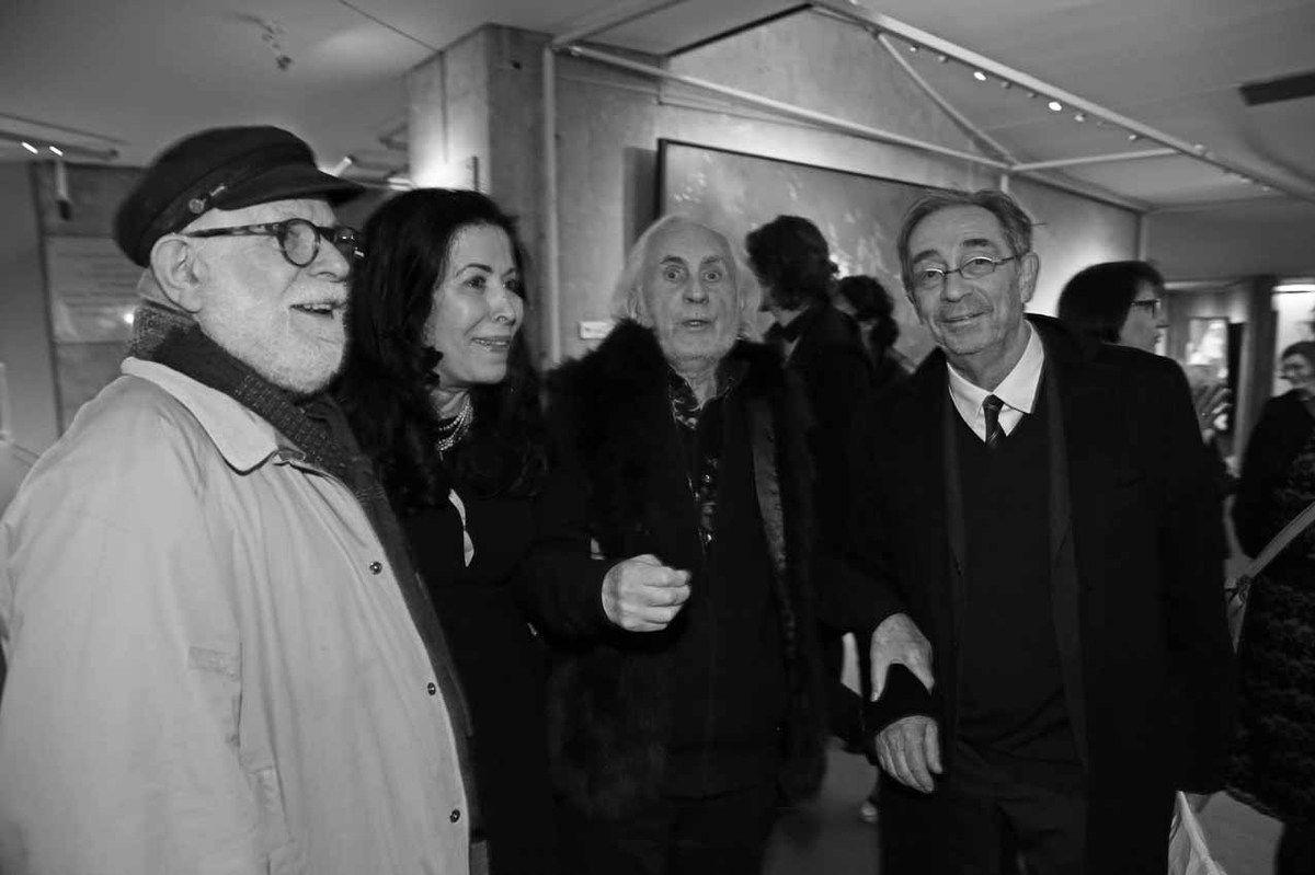 Gérard Guyomard, Djohar Rancillac, Bernard Rancillac, Inconnu