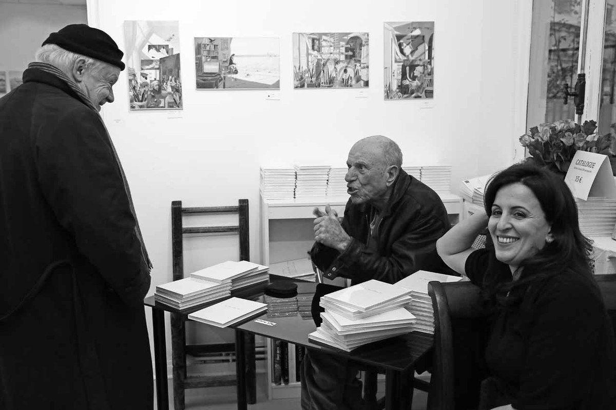 Nicky Rieti, Fabio Rieti, Sabine Bayasli