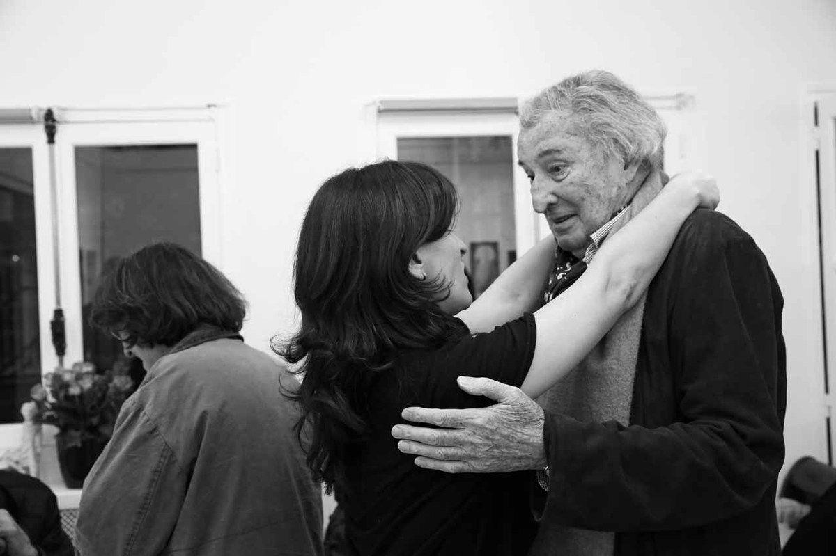 Sabine Bayasli, Guy de Rougemont