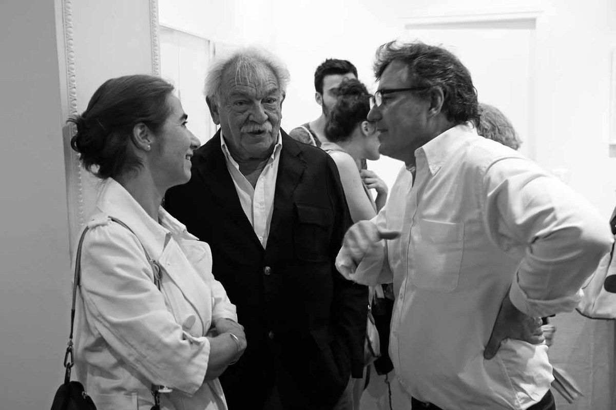 Clelia Taricco, Antonio Segui, Martin Reyna