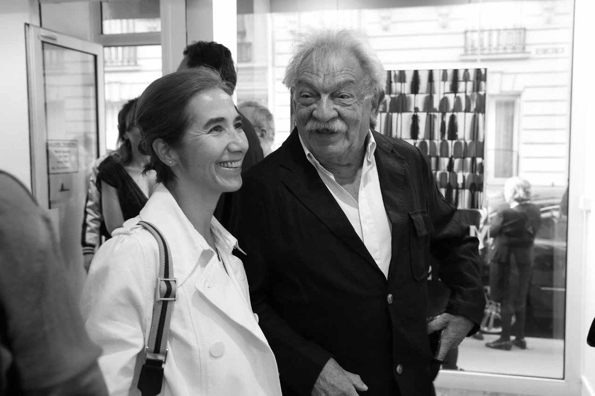 Clelia Taricco, Antonio Segui