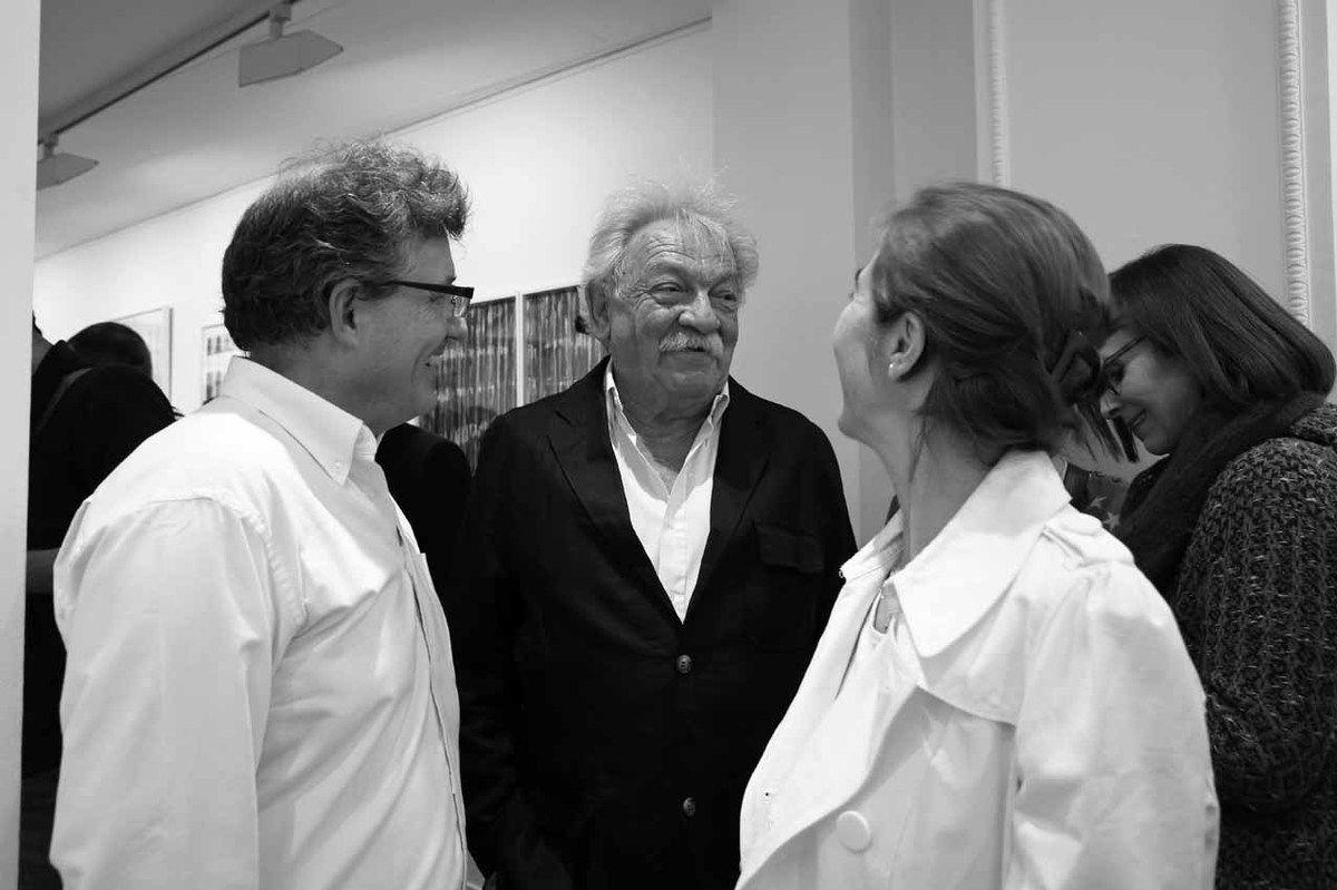 Martin Reyna, Antonio Segui, Clelia Taricco